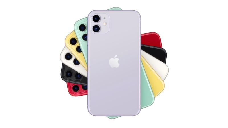 3 So sánh iPhone 11 và XR