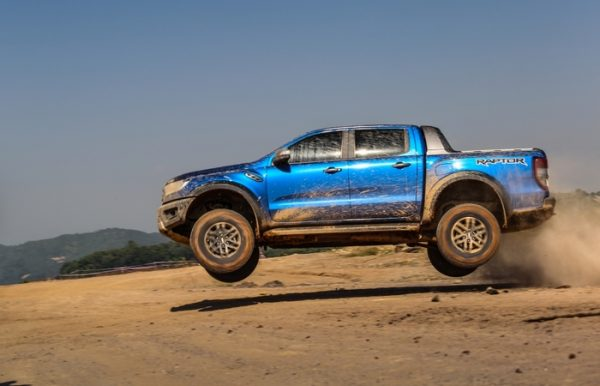 Ford Ranger Raptor 20193