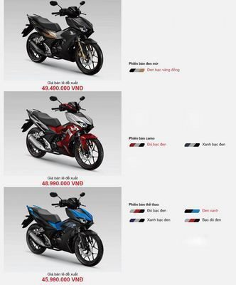 honda winner x yamaha exciter 150 20195